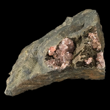 Load image into Gallery viewer, Rhodochrosite; Santa Eulalia Mining District, Mexico - Alexandria Mineral Shop
