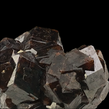 Load image into Gallery viewer, Andradite garnet; Pech, Afghanistan - Alexandria Mineral Shop
