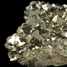 Load image into Gallery viewer, Pyrite; Huanzala Mine, Peru - Alexandria Mineral Shop