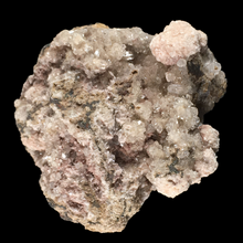 Load image into Gallery viewer, Xonotlite on calcite; N'Chwaning II Mine, South Africa - Alexandria Mineral Shop