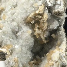 Load image into Gallery viewer, Stilbite and calcite; Lower New Street Quarry, New Jersey, USA - Alexandria Mineral Shop