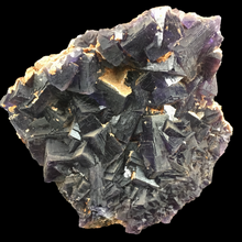 Load image into Gallery viewer, Fluorite; Balochistan, Pakistan (165x159 mm) - Alexandria Mineral Shop