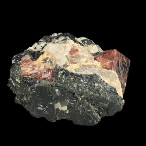 ~Zircon; Skardu District, Pakistan - Alexandria Mineral Shop