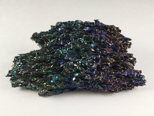 Silicon carbide (carborundum); **Lab-made** - Alexandria Mineral Shop