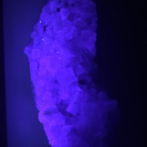 Fluorite and galena; Blackdene Mine, England, UK - Alexandria Mineral Shop