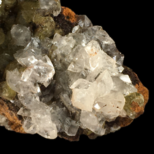 Load image into Gallery viewer, ~Calcite on adamite; Ojuela Mine, Mexico - Alexandria Mineral Shop