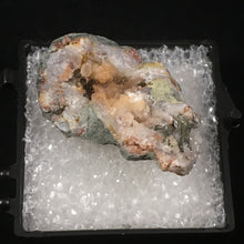 Load image into Gallery viewer, Millerite in quartz; Halls Gap, Kentucky, USA - Alexandria Mineral Shop