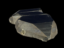 Load image into Gallery viewer, Pyrite (twinned); Huanzala Mine, Peru - Alexandria Mineral Shop