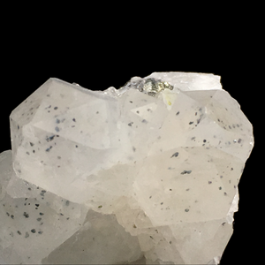 Quartz with pyrite; Krushev Dol Mine, Bulgaria - Alexandria Mineral Shop
