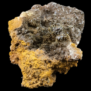 Vanadinite var. endlichite; Ahumada Mine, Mexico - Alexandria Mineral Shop