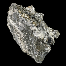 Load image into Gallery viewer, Galena, pyrite and calcite; Potosí Mine, Mexico - Alexandria Mineral Shop
