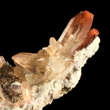 Load image into Gallery viewer, Topaz with rutile inclusions; Tepetate, Mexico - Alexandria Mineral Shop