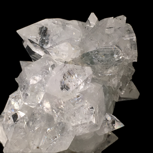 Apophyllite with stilbite; Nashik, India - Alexandria Mineral Shop