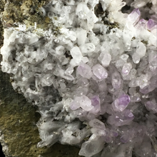Load image into Gallery viewer, Quartz var. amethyst; Piedra Parada, Mexico (LARGE!) - Alexandria Mineral Shop