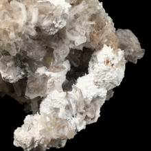 Load image into Gallery viewer, Apophyllite and heulandite with okenite; Ahmednagar, India - Alexandria Mineral Shop