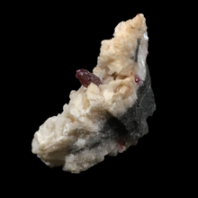 Load image into Gallery viewer, Cinnabar on dolomite; Tongren, China - Alexandria Mineral Shop