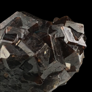 Andradite garnet; Pech, Afghanistan - Alexandria Mineral Shop