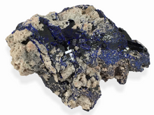 Load image into Gallery viewer, Azurite; Milpillas Mine, Mexico (9 cm) - Alexandria Mineral Shop
