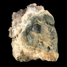 Load image into Gallery viewer, Quartz with hematite; Upper New Street Quarry, New Jersey, USA - Alexandria Mineral Shop