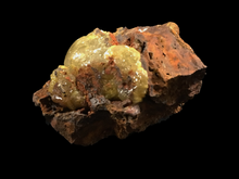 Load image into Gallery viewer, Adamite; Mina Ojuela, Mapimí, Mexico - Alexandria Mineral Shop