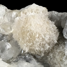 Load image into Gallery viewer, Calcite and strontianite; Winfield, Pennsylvania, USA - Alexandria Mineral Shop