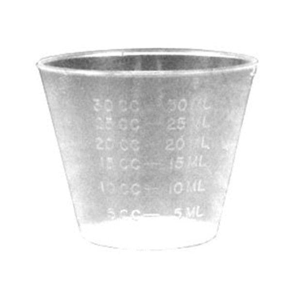 Medicine Measuring Cup - 500 per case
