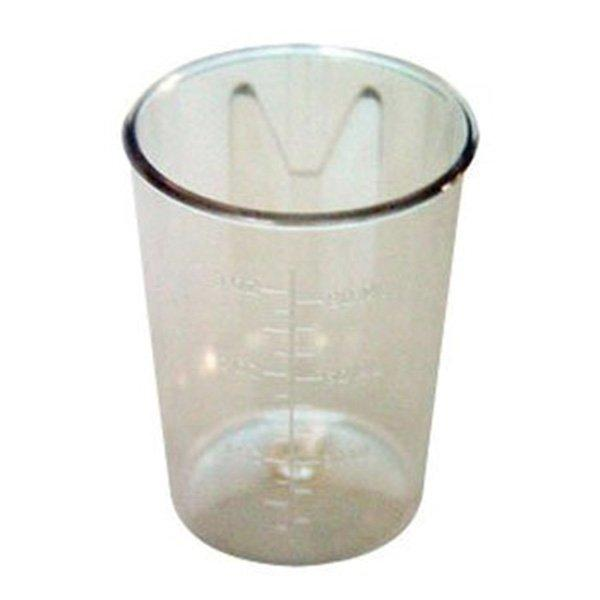 Drink A Pill Glass Medicine Dispenser