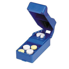 Tablet Cutter with Pill Container