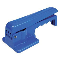 Plastic Pill Crusher - Royal Blue