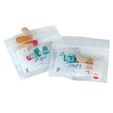Disposable Pill Pouches