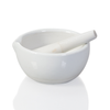 Porcelain Mortar and Pestle Set