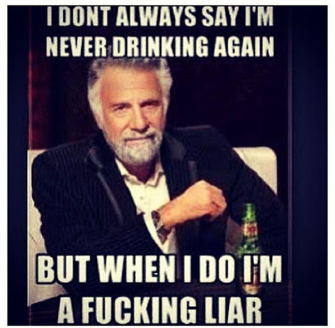 dos equis most interesting man in the world hangover meme