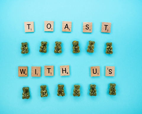 toast with us