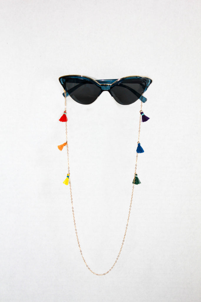 Tassel Eyewear Jewelry
