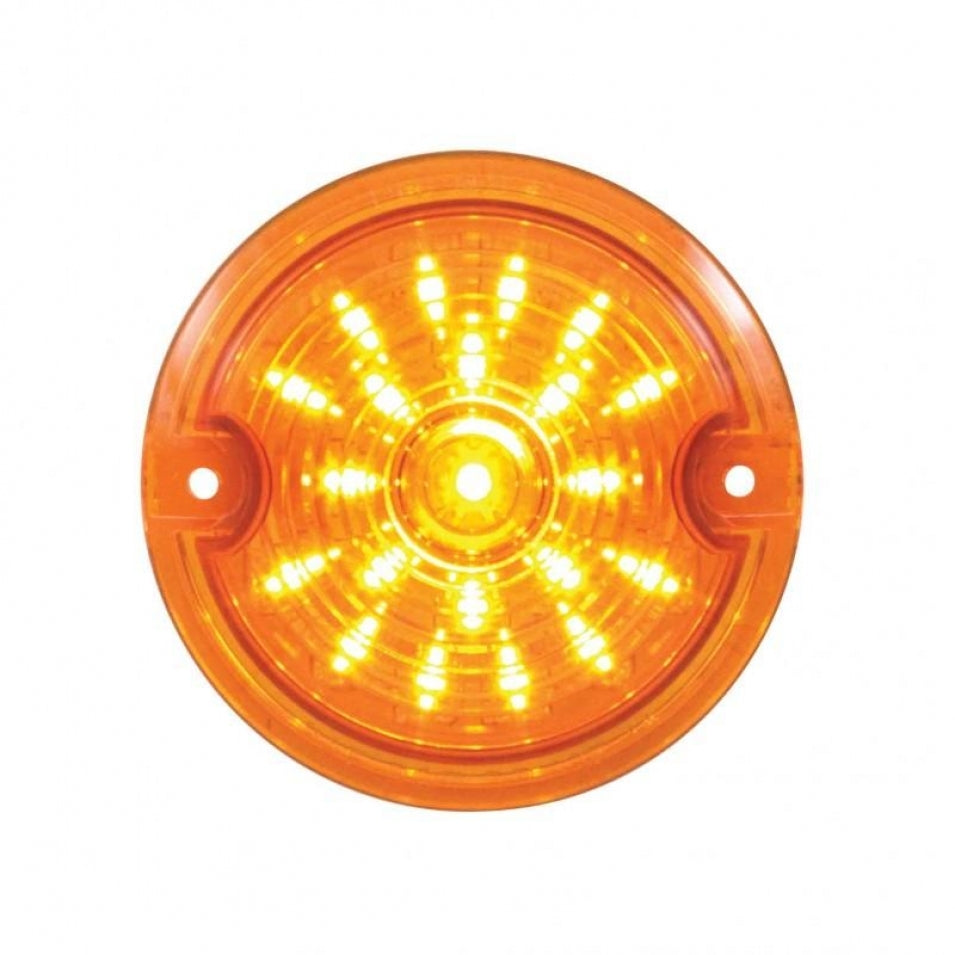 21 LED HARLEY TURN 1156 AMBER