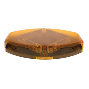 MINI BAR DIAMOND AMBER 24 LED PERM
