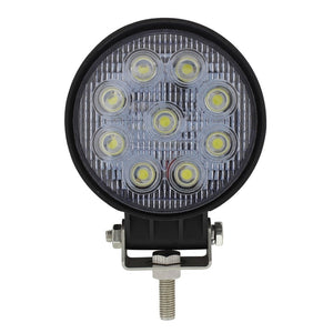 FLOOD LIGHT 9 LED ROUND