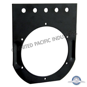 "4"" ROUND LIGHT BRACKET STEEL"