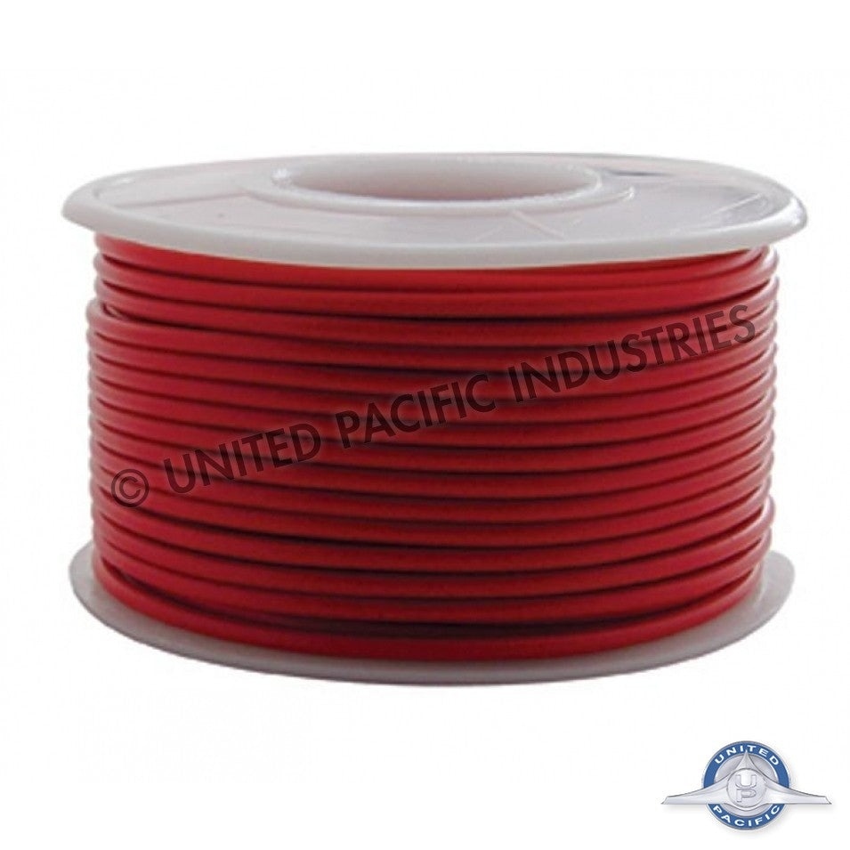 PRIMARY WIRE RED 100'
