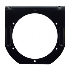 "4"" ROUND LIGHT L BRACKET STEEL"