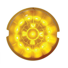 CAB LIGHT AMBER 17 LED
