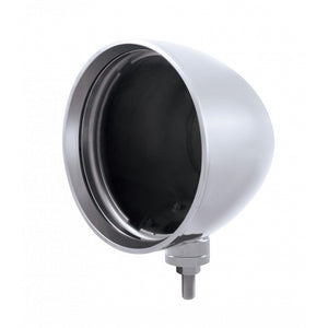 "SS 7"" HEAD LIGHT HOUSING REBEL"