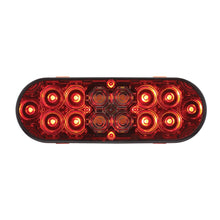 16 LED OVAL S/T/T W/ BACKUP