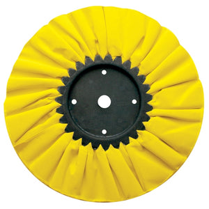 "10"" YELLOW  TREATED WHEEL"