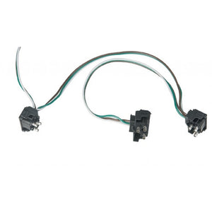 3 PLUG  FLAP BAR HARNESS