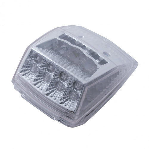 CAB AMBER 17 LED BULB CLEAR LENS
