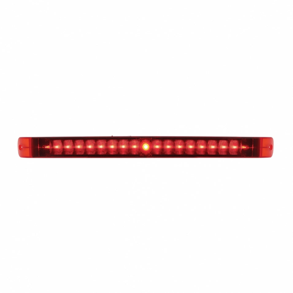 19 LED RED S/T/T 12