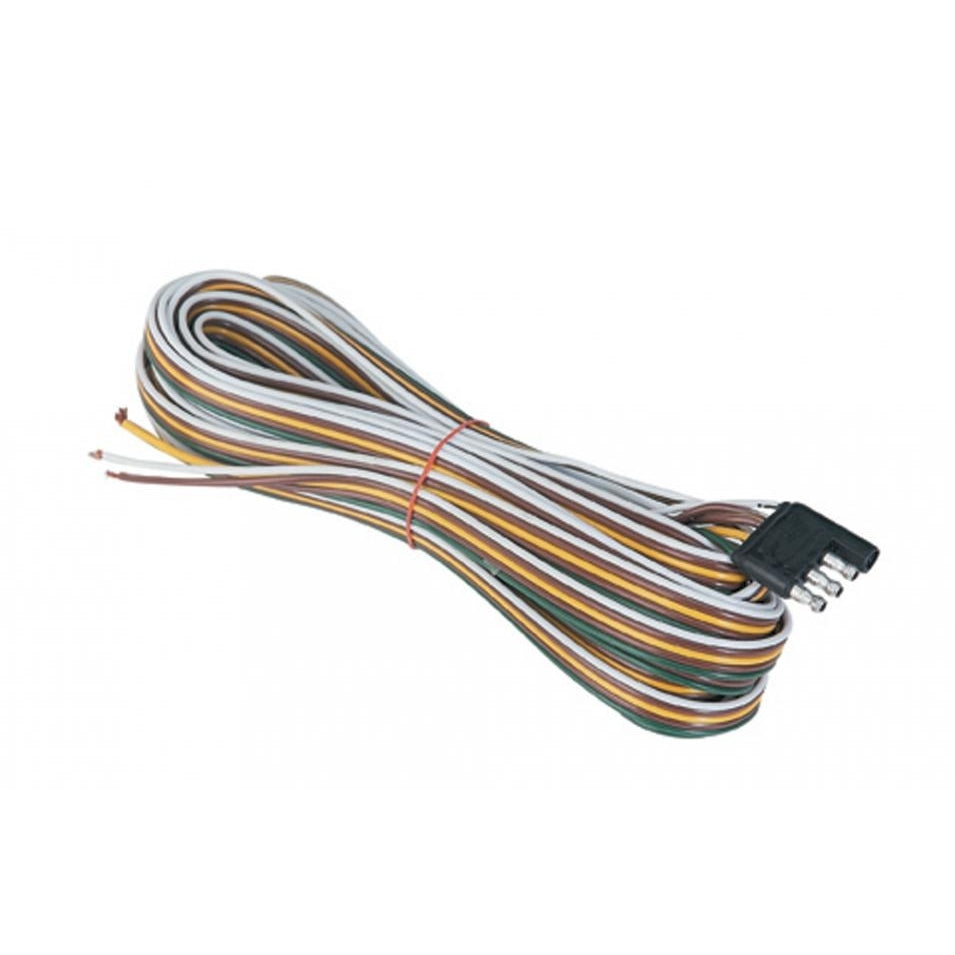 4-WAY TRAILER HARNESS 25' LEAD