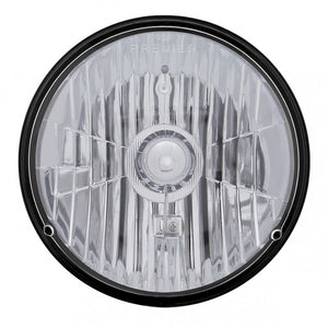 "7"" PB CRYSTAL HEADLIGHT ROUND"