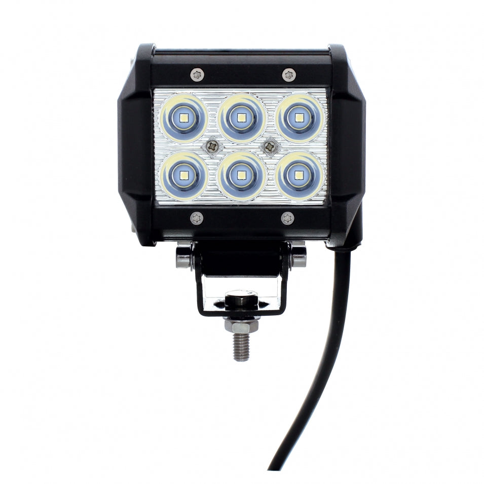 6 LED WORK DRIVING LIGHT SPOT